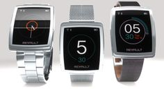 ReVault Offers A Fresh Spin On The Smart Watch