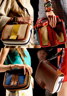 Bags Fendi collection spring-summer 2011