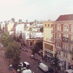 Das Blatt von oben. welovehh Schanze Schulterblatt sun Haus73 Hamburg Flora