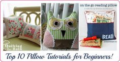 Top 10 Pillow Tutorials for Beginners