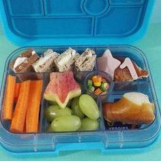 Pausenbrot Dose für die Schule mit Adventskalender Zahl, auch zum Geburtstag Frühstück, Lunchbox Ideas for school, Frühstück für Kinder