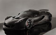 Hennessey Venom GT: 427 km/h.