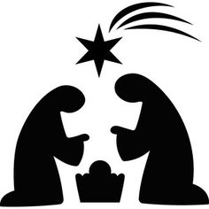 We have craft machine cut files, fonts, SVGs, and other digital content for use with the Silhouette CAMEO® and other electronic cutting machines. Nativity Star, Christmas Nativity, Christmas Crafts For Kids, Christmas Angels, Christmas Art, Christmas Projects, Holiday Crafts, Christmas Decorations, Christmas Ornaments
