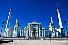 https://flic.kr/p/8Jz6oh   IMG_8899   The Kipchak Mosque, Turkmenistan