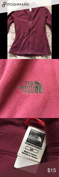 North Face jacket Maroon North Face jacket. Brand new without tags Jackets & Coats