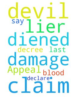 Appeal my damage diened claim  the devil is a lier - Appeal my damage diened claim the devil is a lier jesus had the last say declare it decree it in the blood name of jesus Posted at: https://prayerrequest.com/t/Kvz #pray #prayer #request #prayerrequest