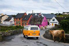 Camping en Irlande - Côte Sauvage | Ireland.com
