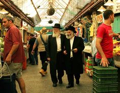 Mahane Yehuda Market, Jerusalem (Israel & Palestine) is one of the hippest spots in Jerusalem