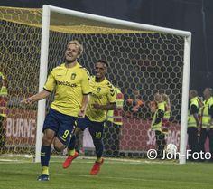 Pukki roser Mukhtar: Lækkert at spille foran ham | 3point.dk