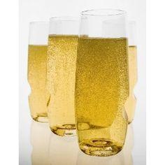 Govino Shatterproof Champagne Flute Wine Glass, Set of 4 --- http://bizz.mx/gmk
