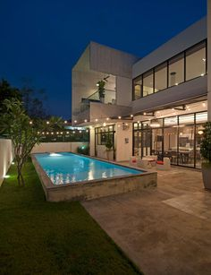 1000 Images About Inspiration Piscine On Pinterest Petite Piscine Pools And Contemporary Homes