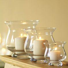 Floreros de vidrio para centros de mesa :lodijoella