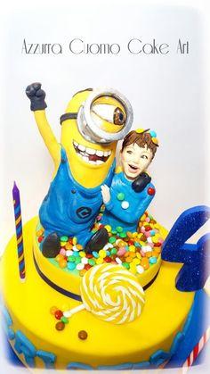 Minions Cake♡♡♡ - Cake by Azzurra Cuomo Cake Art