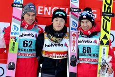 Engelberg, Ski Jumping, Skiing, Christmas Sweaters, Sports, Sky, Fashion, Ski, Heaven