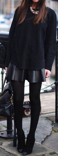 OutFit Ideas - Women look, Fashion and Style Ideas and Inspiration, Dress and Skirt Look Mode Chic, Mode Style, Nettement Chic, Fall Chic, Casual Chic, Moda Fashion, Womens Fashion, Fashion Trends, Fashion Pants