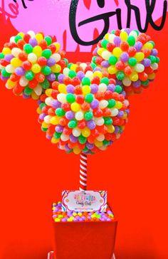 Disney Gumdrop Mickey Mouse Candy