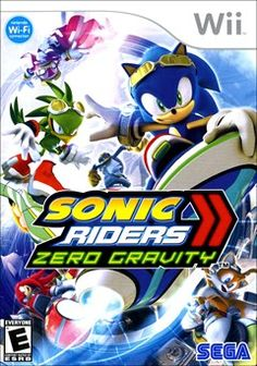Sonic Riders returns with another insane racing challenge that brings all the action you'd expect from the series, but leaves gravity behind! Race at the speed of light on 16 courses that range from futuristic city streets to the outer reaches of space. Choose from 19 colorful characters, including Sonic himself, and hop aboard one of 60 vehicles, all ready to pull off stunts you have to see to believe. Compete with up to three friends in three multiplayer modes. And since you have the po...