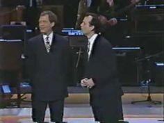 Bill Murray @ David Letterman #4, 1992