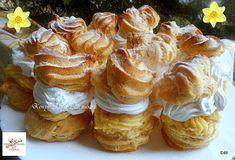 Receptek, és hasznos cikkek oldala: Isteni Képviselőfánk Hungarian Desserts, Hungarian Recipes, Sweet Cakes, Cookie Recipes, Bakery, Sweet Treats, Food And Drink, Cheese, Cookies