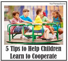Pediatric Therapy Corner: 5 Tips to Help Children to Cooperat-pinned by @PediaStaff – Please Visit  ht.ly/63sNt for all our pediatric therapy pins