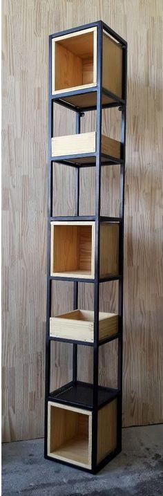 Simple Furniture, Pet Furniture, Plywood Furniture, Industrial Furniture, Furniture Design, Diy Interior, Office Interior Design, Wood Steel, Wood Design