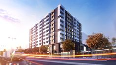 Design facade EGOIST on Behance