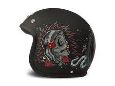 Poison helmet