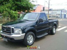 Ford F-250 - 2002