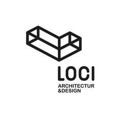 Good logo, identifies with the business. The frame makes you think of architecture. Great contrast and alignment, starts in top left to bottom right. Simple and memorable.
