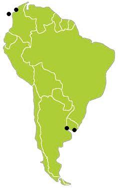 Transport maritime du camping-car pour l'Amérique du Sud et l'Amérique Centrale (Buenos Aires / Zarate, Montevideo, Cartagena, Manzanillo) - SeaBridge