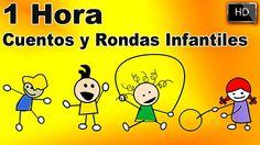 1 Hora ♫ Cuentos y Rondas Infantiles ♫ Videos Educativos para Niños ♫ Ca...
