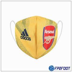 Arsenal Masque FFP2 Anti Poussière Reutilisable Grippe Ac Milan, Arsenal Club, Leroy Merlin, Filter, Flu