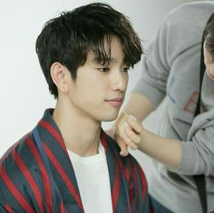 박진영 Park Jin Young #GOT7 | I'm almost sure you don't need that on your face