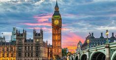 10 Hotéis de preço médio em Londres #viajar #londres #inglaterra