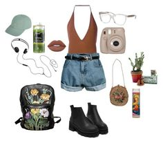 """""""Love Yourself"""" by joiah-osborne ❤ liked on Polyvore featuring Christopher Kane, Givenchy, Retrò, AIAIAI, Child Of Wild, Michael Kors, Korres and Polo Ralph Lauren"""