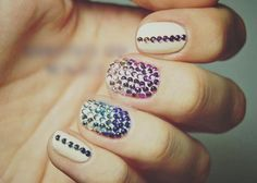trendy nail Art ideas for summer 2016