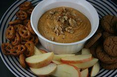 A Year of Slow Cooking: Little Dipper Pumpkin Pie Dip Recipe