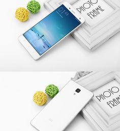XiaoMi Mi4 Android 4.4 4G Smartphone 5.0 inch Qualcomm Snapdragon 801 Quad Core 2.5GHz 8MP + 13MP Cameras  -  WHITE #phone #mobile #gadgets #CellPhones #smartphones @gadgetsone