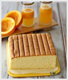 Anncoo Journal - Come for Quick and Easy Recipes: Orange Ogura Cake Baking Recipes, Cake Recipes, Dessert Recipes, Cupcakes, Cupcake Cakes, Quatre Quart Cake, Just Desserts, Delicious Desserts, Ogura Cake