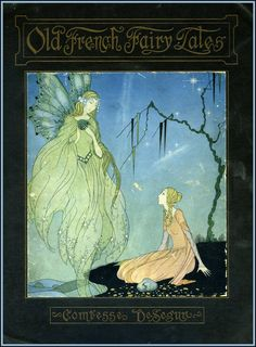 Golden Age Comic Book Stories: Old French Fairy Tales