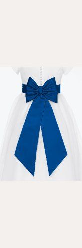 Flower Girl Satin Flower Girl Sash with Back Bow Horizon David's Bridal,http://www.amazon.com/dp/B00BU17ELG/ref=cm_sw_r_pi_dp_1YW-sb1WVJ6R80S4