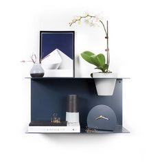 Large Fold Shelf - Navy