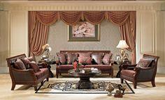 Classit traditional living room design ideas