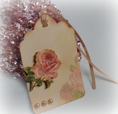 Pink and Purple Valentine's Day with Ladies and Gents Club by Isabel on Etsy