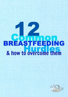 Breastfeeding troubles? These tips can help!