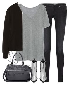 """Untitled #2667"" by plainly-marie ❤ liked on Polyvore featuring Acne Studios, Zara, Givenchy and ASOS"
