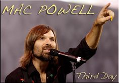 Lead vocal for Third Day, Mac Powell was a music major at KSU.