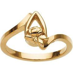 Memorial Tear® Ring
