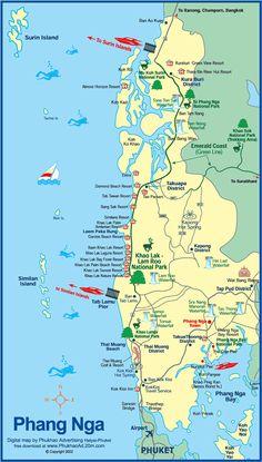 Mer Thailande Carte.Les 15 Meilleures Images De Cartes Thailande Thailande