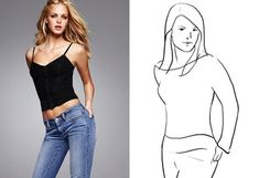 20 poses claves para lucir como una Top Model en tus fotos